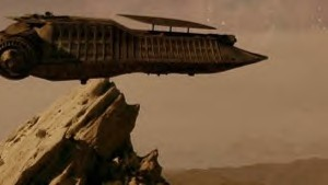 The Airships of Mars