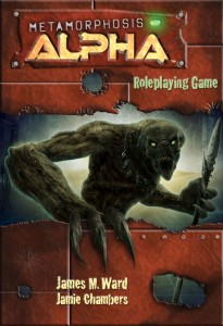 Metamorphosis Alpha RPG