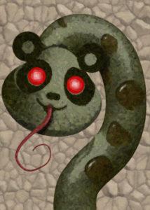 Elder Panda