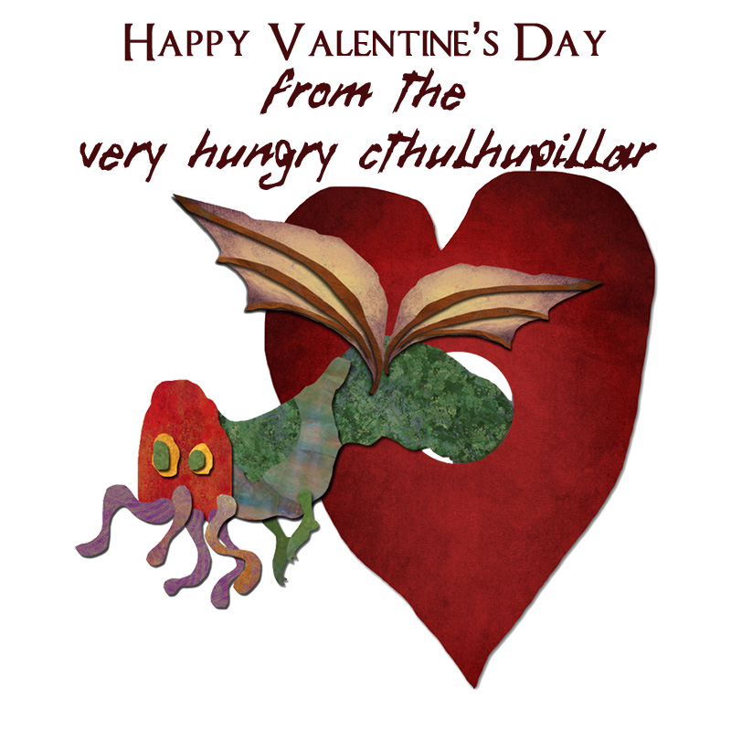 Happy Cthulhutine's Day