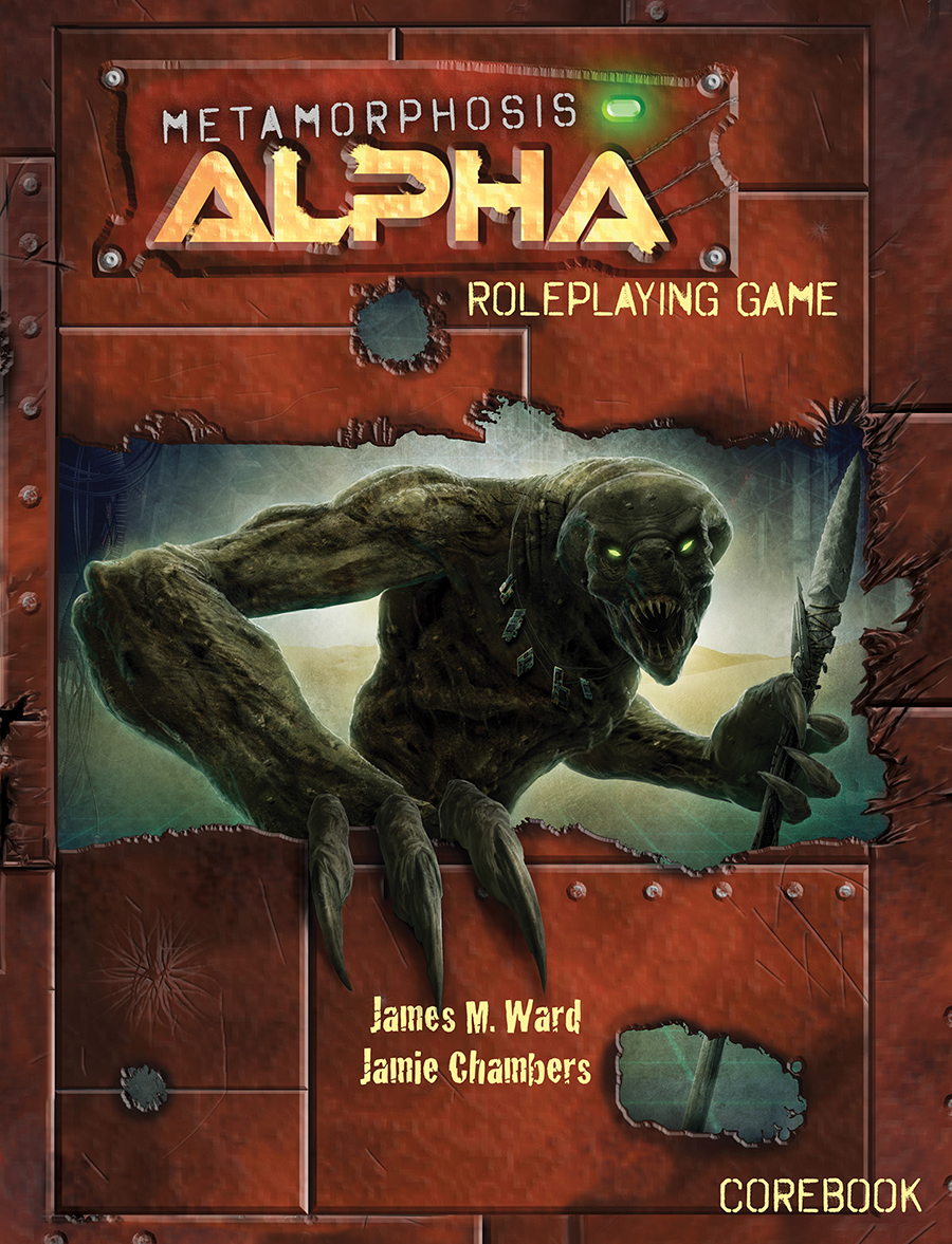 Metamorphosis Alpha RPG